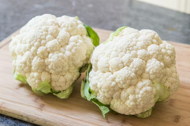 Cauliflower for breast cancer