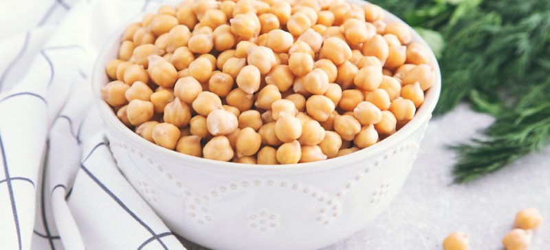 Chickpeas for breast cancer