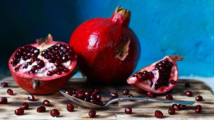 pomegranates for breast cancer